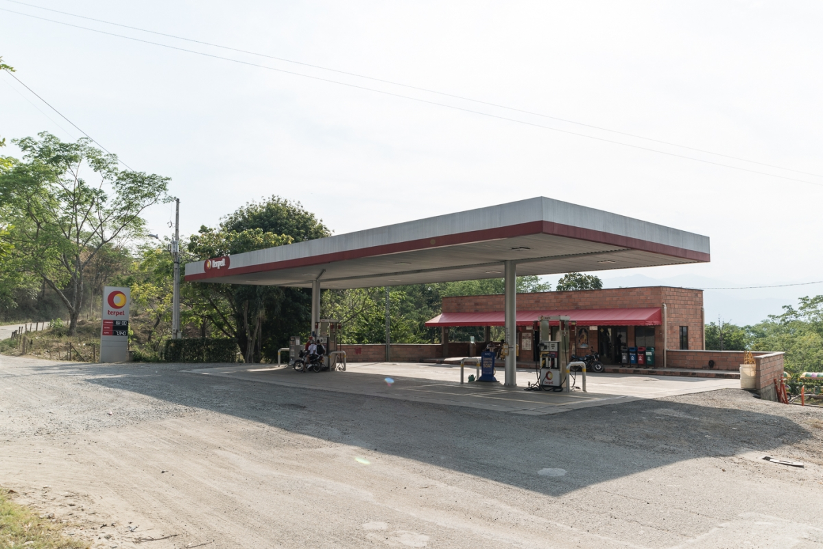 Estación de Servicios Fuego Verde